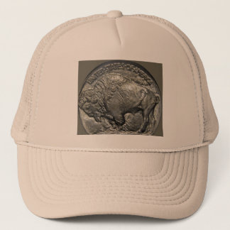 Boné 1913 tipo - 1 chapéu do búfalo