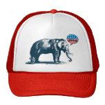 Boné 2012 do camionista da campanha do elefante do