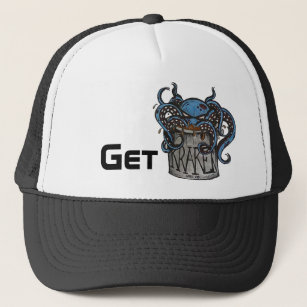 Boné 2012 obtenha o chapéu de Kraken