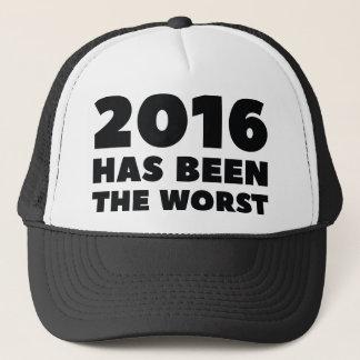 Boné 2016 foram o mais mau