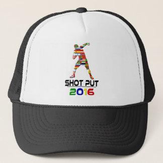 Boné 2016: Shotput
