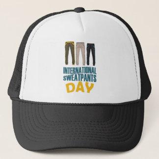 Boné 21 de janeiro - dia internacional de Sweatpants