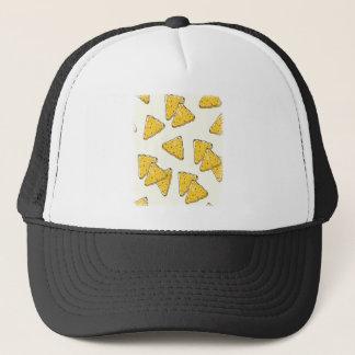 Boné 24 de fevereiro - dia da microplaqueta de tortilha