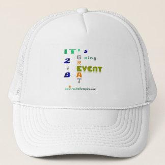 Boné 2 indo sejam - o chapéu 3