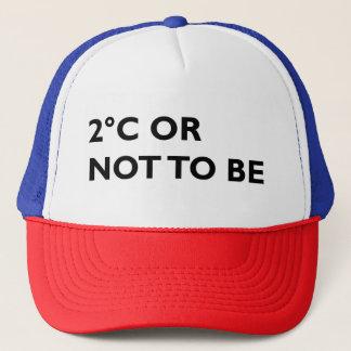 Boné 2C ou para não ser