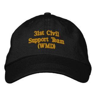 Boné 3ø Equipe de apoio civil (WMD)