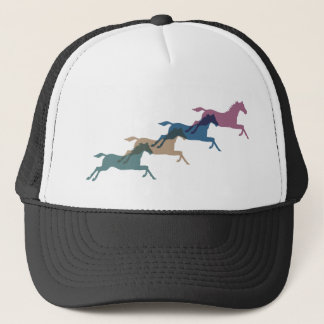 Boné 4 cavalos
