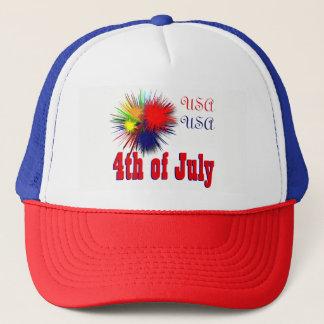 Boné 4 de julho