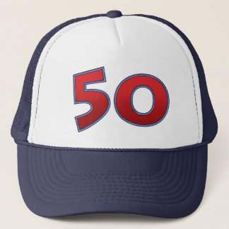 Boné 50th Aniversário