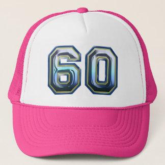 Boné 60th Festa de aniversário
