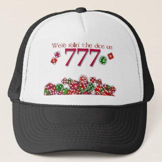 Boné 777 07/07/07 de chapéu para sua véspera especial