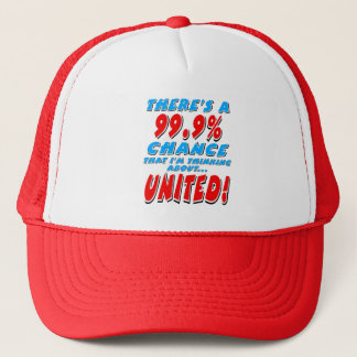 Boné 99,9% UNIDO (preto)