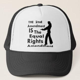 Boné A ?a alteração É a alteração 2 dos direitos do