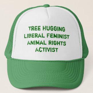 Boné A árvore que abraça direitos dos animais