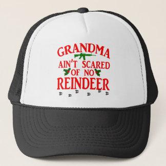 Boné A avó obtida funcionou sobre