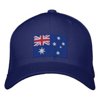 Boné A bandeira de Austrália personalizou