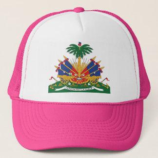 Boné A brasão de Haiti