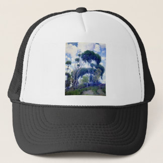 Boné A cara aumentou - eucalipto de Laguna - obra-prima