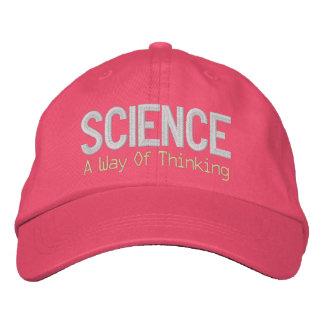 Boné A ciência não é uma conspiração liberal