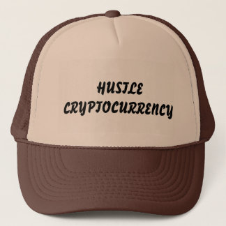 Boné A convicção inventa o chapéu