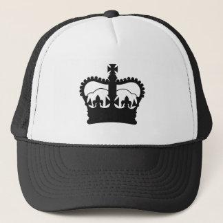 Boné A Coroa do rei