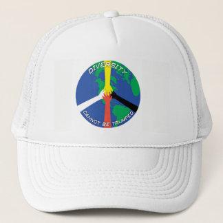 Boné A diversidade não pode Trumped - chapéu