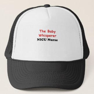 Boné A enfermeira de Nicu do Whisperer do bebê