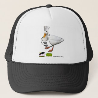 Boné A família de peixes do desejo - pato Bill