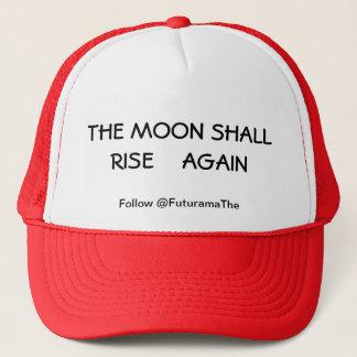 Boné A lua aumentará outra vez