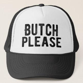 Boné A macha tampa por favor o chapéu dos sentimentos