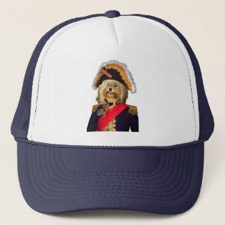 Boné A nobreza do chapéu de Havanese persegue o