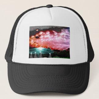 Boné A nuvem da bolha Remix a coleção do chapéu/ruído
