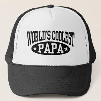 Boné A papá a mais fresca do mundo