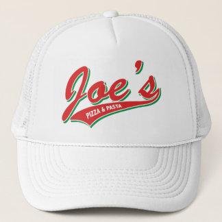 Boné A pizza & a massa de Joe