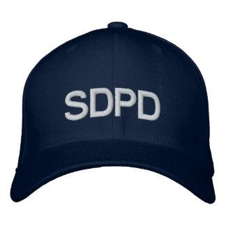 Boné A polícia de San Diego tampa San Diego