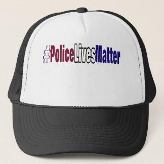 Boné # a polícia vive matéria