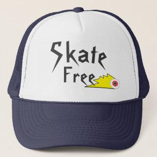 Boné a roupa do skate da moagem ostenta o logotipo
