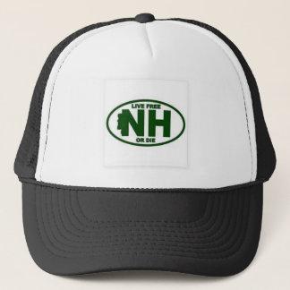 Boné A taxa viva de New Hampshire ou morre