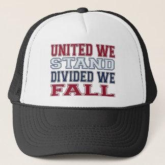 Boné A união faz a força t-shirt e presente