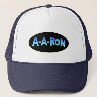 Boné Aaron engraçado AARON