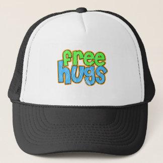 Boné Abraços livres