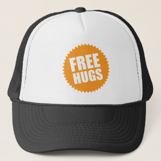 Boné Abraços livres de luxe