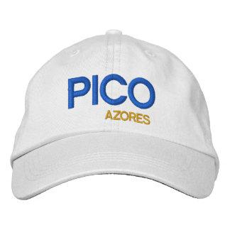 Boné Açores - chapéu colorido de Pico Açores do chapéu