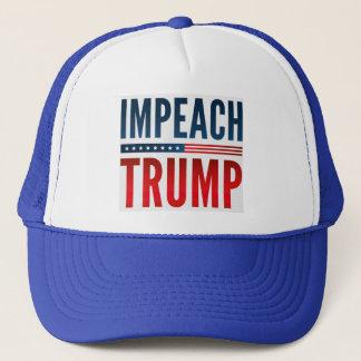 Boné Acuse o chapéu do camionista do trunfo