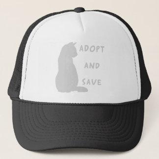 Boné Adote e salvar
