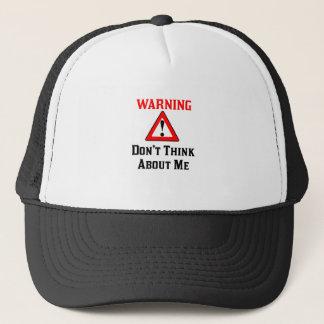Boné Advertir não pensa sobre Me.png