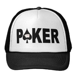 Boné afortunado do jogador de PÓQUER de Las Vegas!