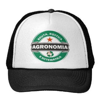 Boné Agronomia - Bruta, rústica e sistemática