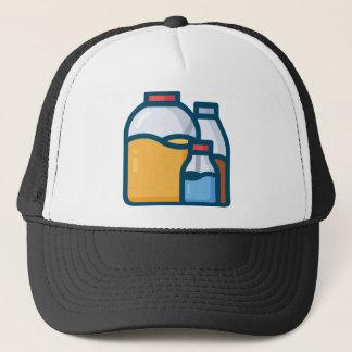 Boné Água do suco da soda