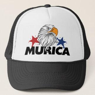 Boné Águia americana de Murica